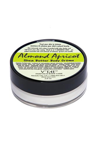 Almond Apricot Creme, 2oz
